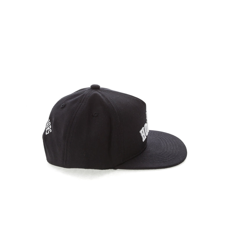 Lil Homme Lil Athletics Snapback Black