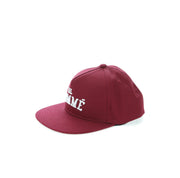 Lil Homme Lil Athletics Snapback Crimson