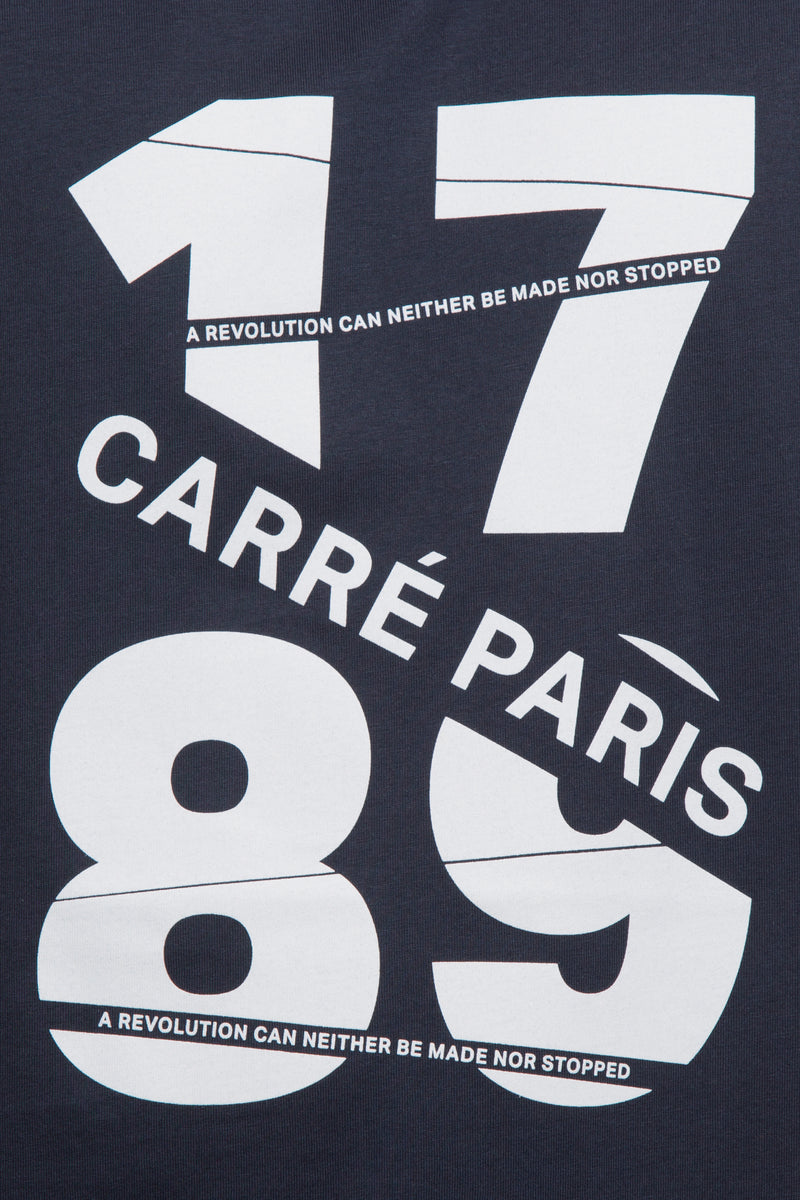 Carré Piece Capone Muscle Tee Navy