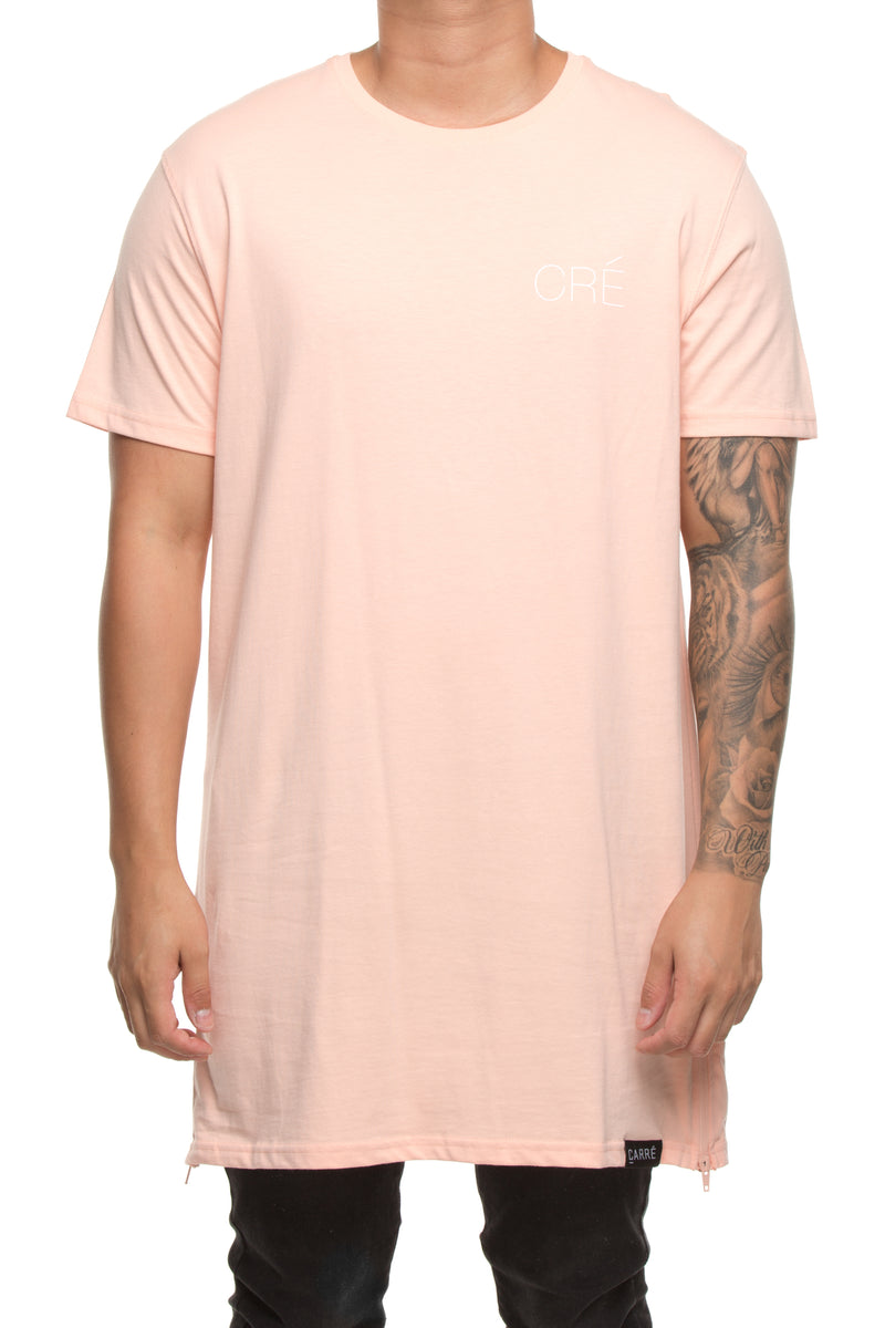 Carré Linked Up Capone Tee Peach