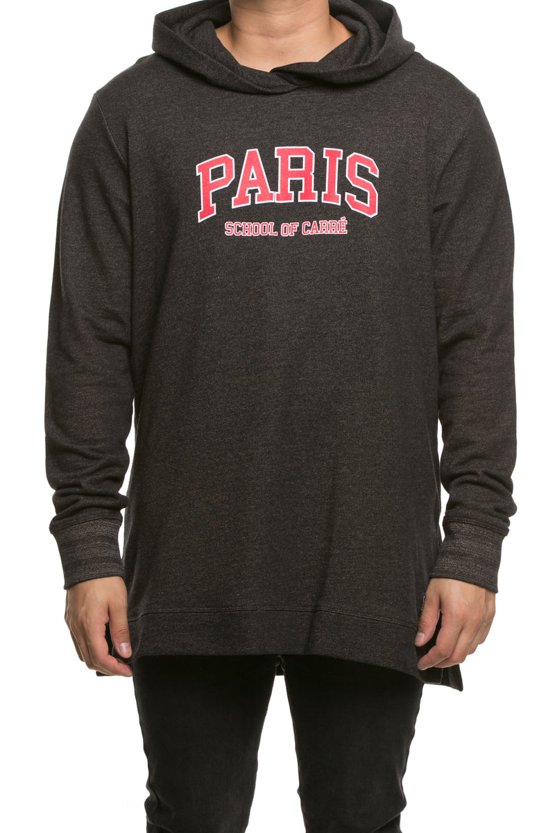 Carré Campus Raffine Hood Black