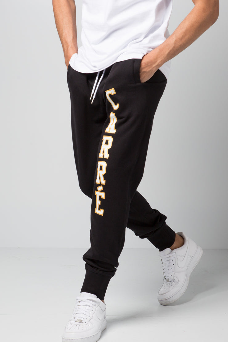 Carré Paris Pitbulls De Base Sweat Pants Black