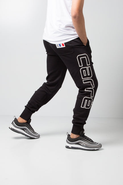 Carré Patrice Sweat Pants Black