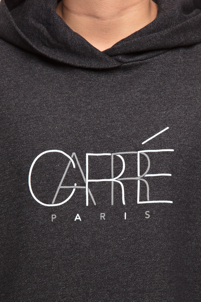 Carré Linked Up Raffine Hood Black