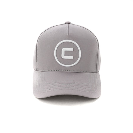 Carré C's Strapback Grey