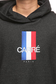 Carré Bearer Raffine Hood Black