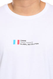 Carré Global Revolution Capone Tee White