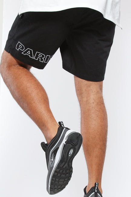 Carré Contour Essential Short Black