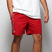 Carré Contour Essential Short Crimson