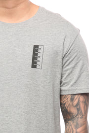 Carré Demi Capone Tee Grey
