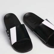 Carré Bannerol Slide Black/White