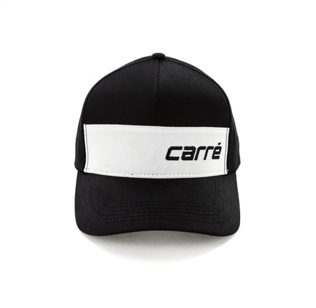 Carré Trait Strapback Black