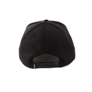 Carré Check Snapback Black