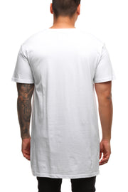 Carré Disrupted Capone 3 Tee White