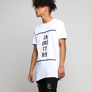 Carré Dropped Capone SS Tee White
