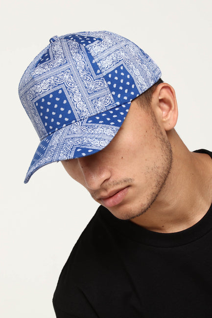 Carré Bandit Strapback Royal