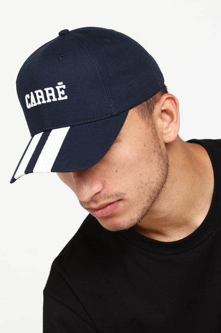 Carré Equipe Strapback Navy