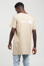 Carré 89' Capone SS Tee Stone