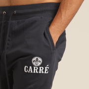Carré Prominent Sweatpant Navy/White/Red