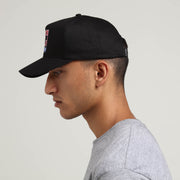 Carré C-Series Snapback Black