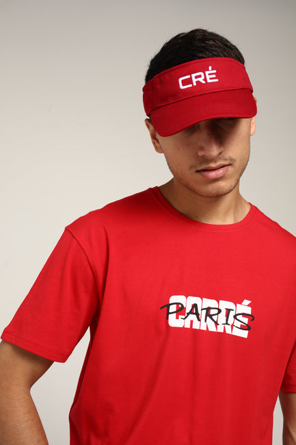 Carré OTT Divise SS Tee Red