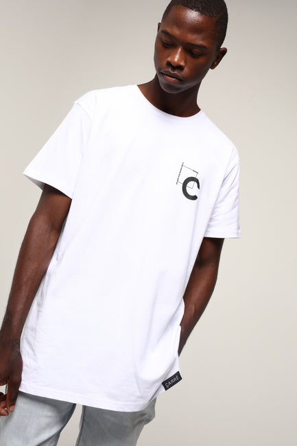 Carré C Flex Divise Tee White