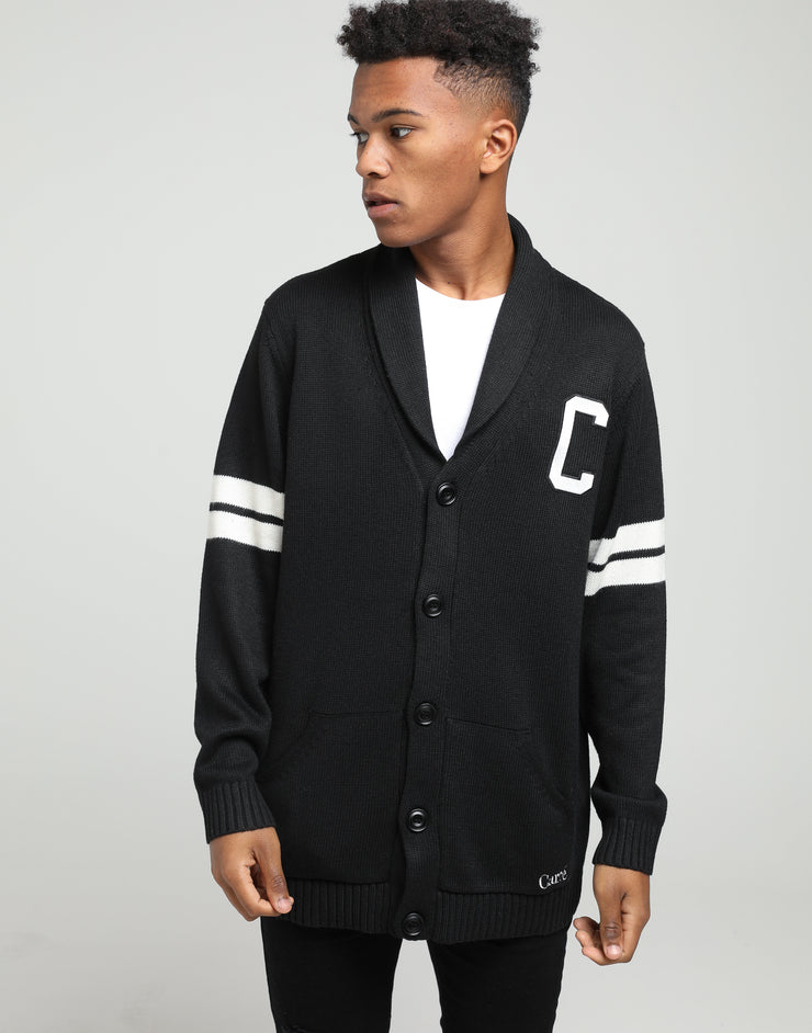 Carré Prive Cardigan Black