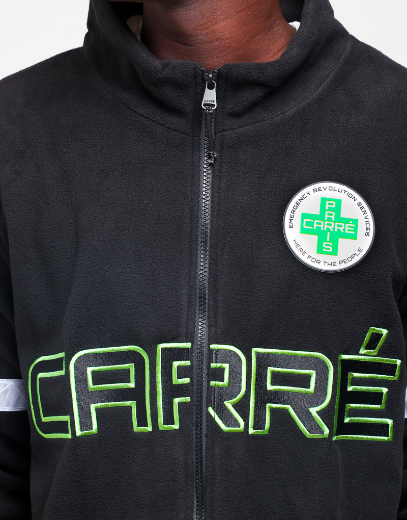 Carré ERS Polar Fleece Jacket Black