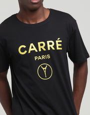 Carré Iron Lady Capone SS Tee Black