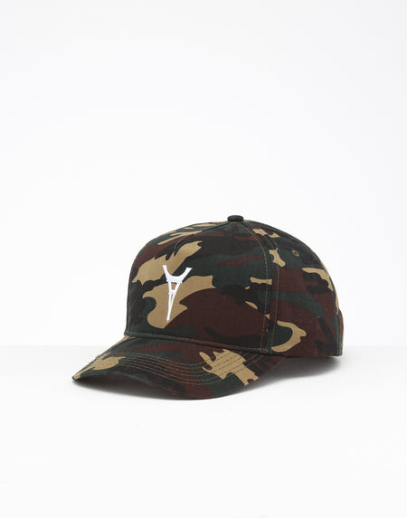 Carré Iron Lady Snapback 2 Camo