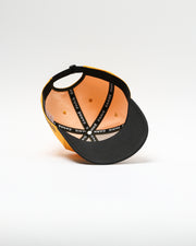 Carré Rev 001 Strapback Yellow/Black