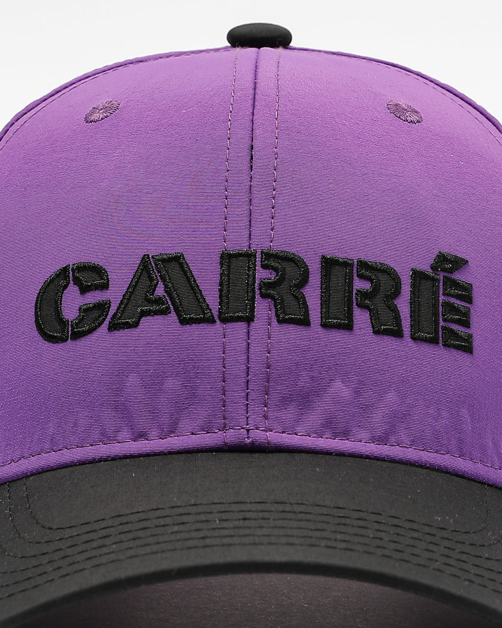 Carré Rev 001 Strapback Purple/Black
