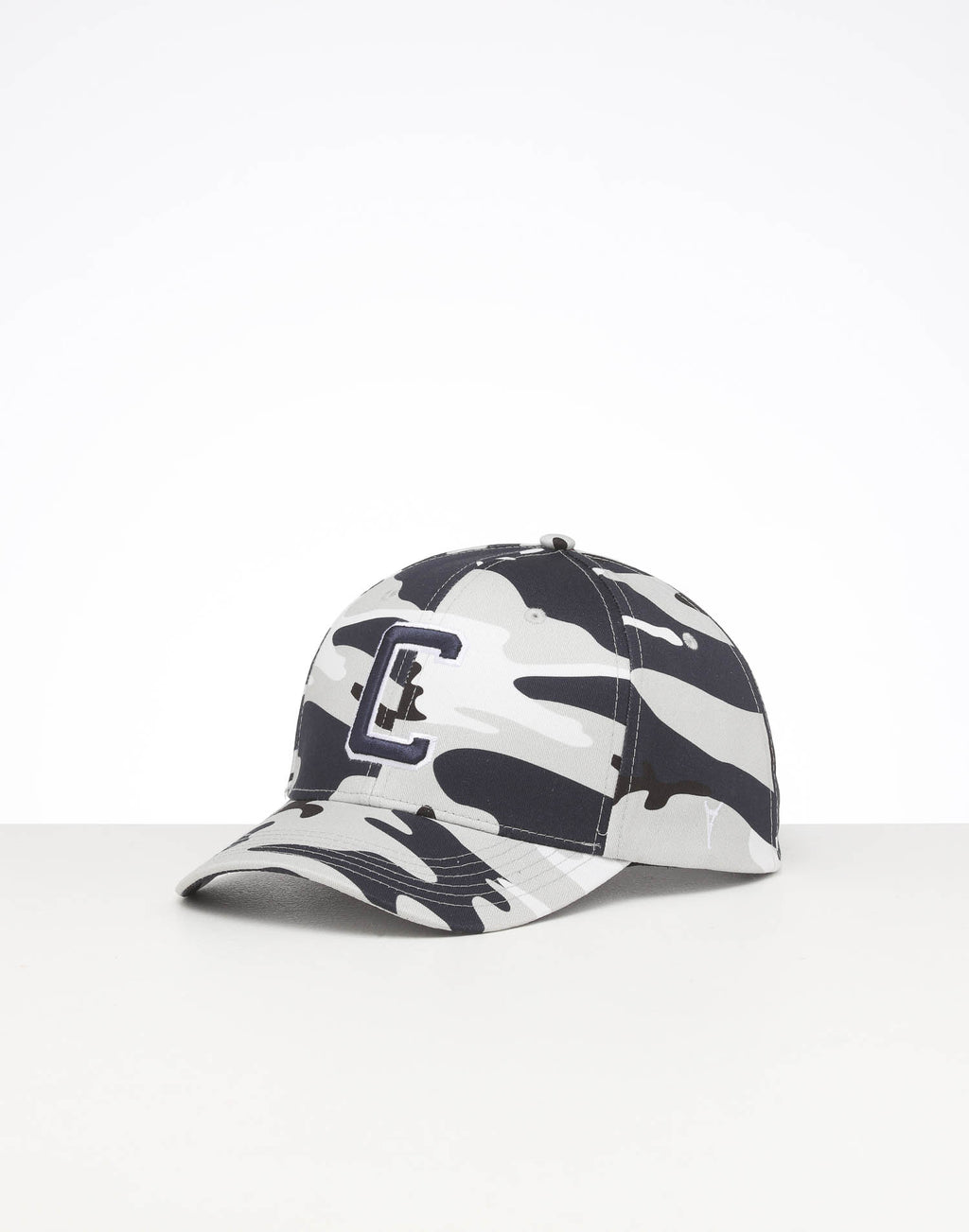 CARRÉ CAPITAL C GRAND SNAPBACK BLUE CAMO