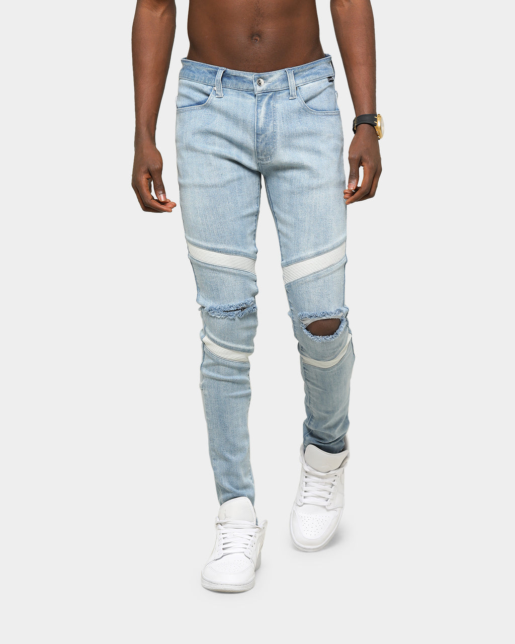 Carré Men's Evolution Jean Vintage Blue