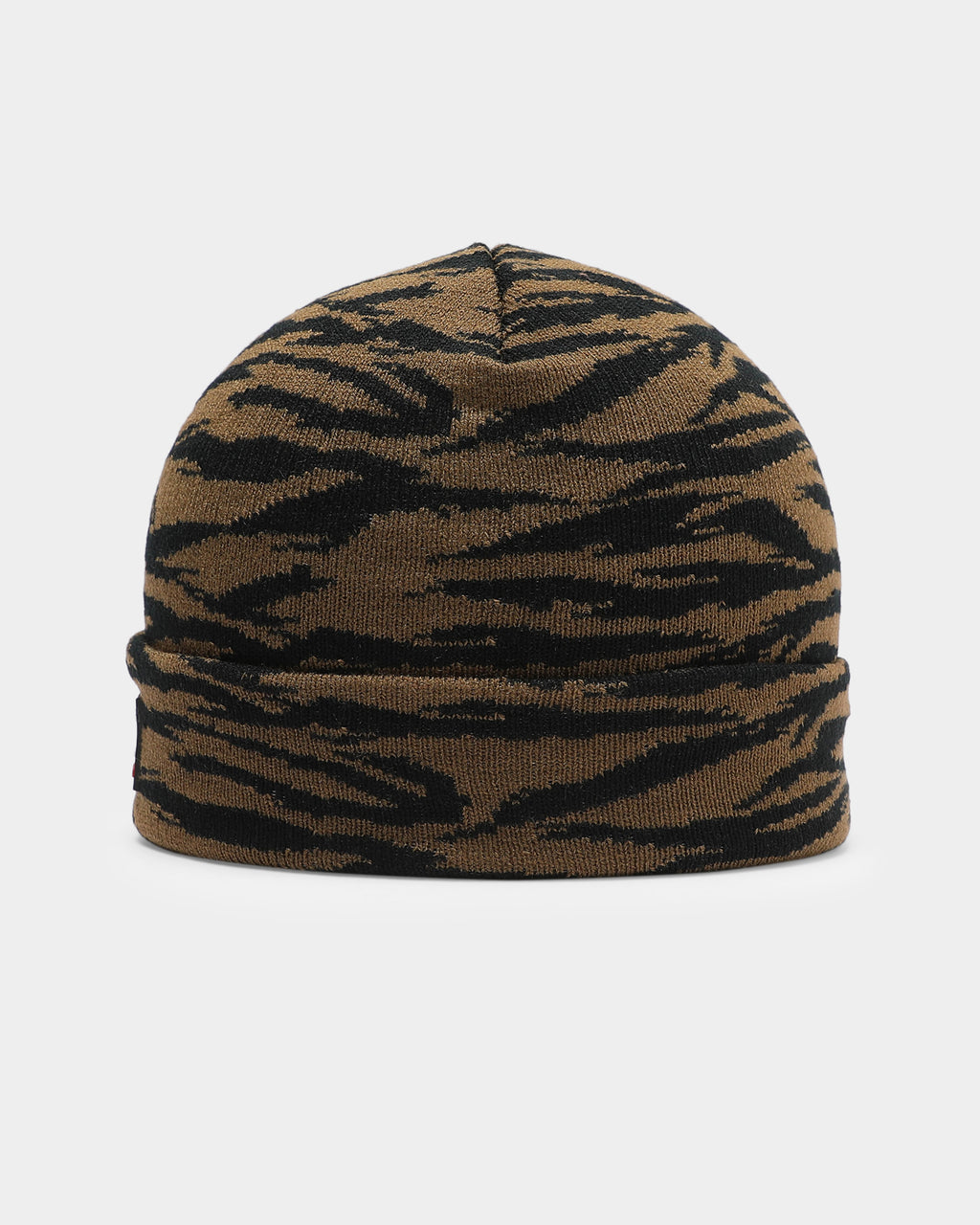 Carré Sentry Beanie Black Tiger Camo
