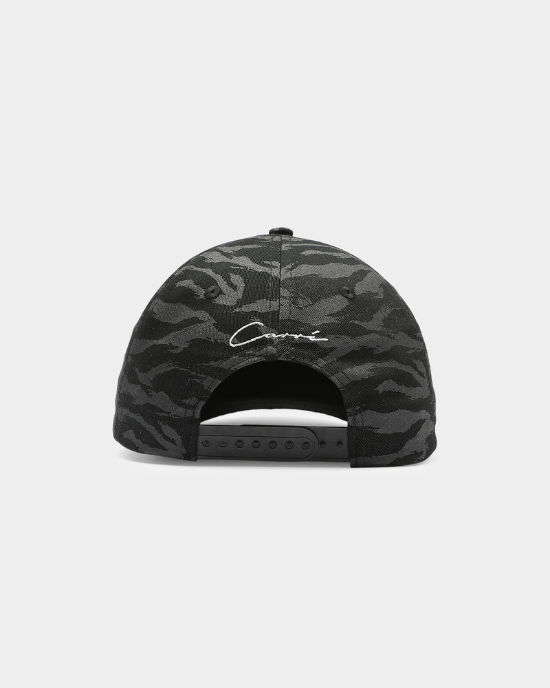 Carré Sentry Grand Snapback Black/Tiger Camo