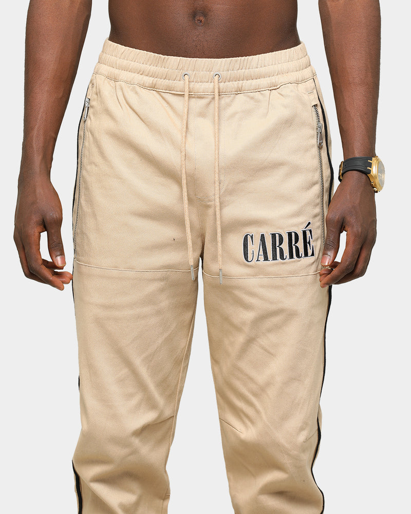 Carré Men's Cible Zip Up Pant Stone