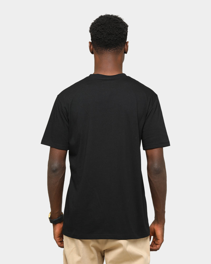 Carrè Men's Scramble Classique Short Sleeve T-Shirt Black