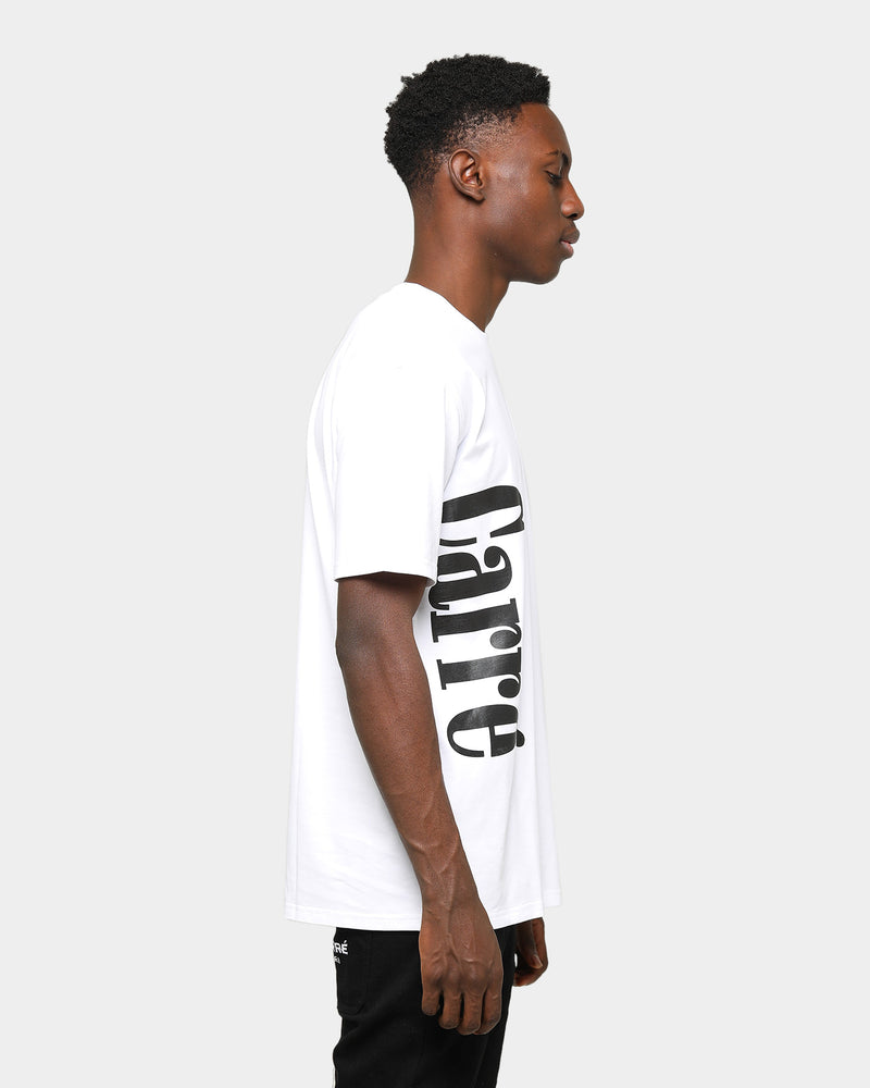 Carré De Profil Short Sleeve T-Shirt White