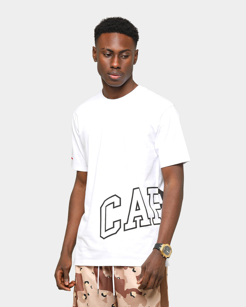 Carré Men's Enorme Classique Short Sleeve T-Shirt White