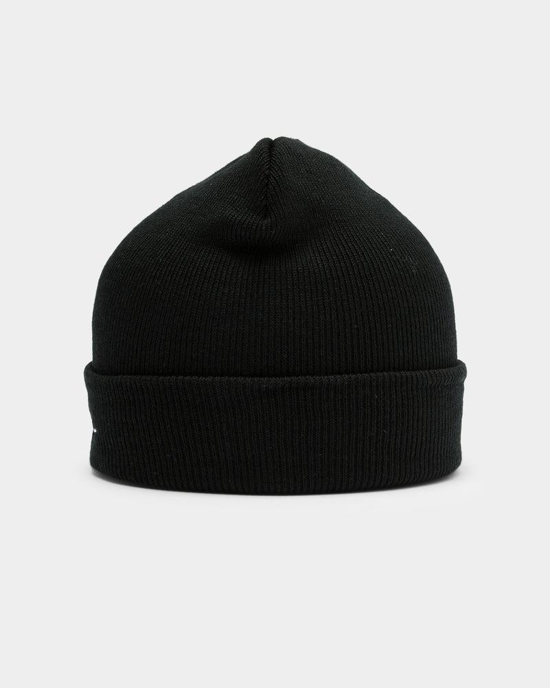 Carré Men's Carré Script Beanie Black/White