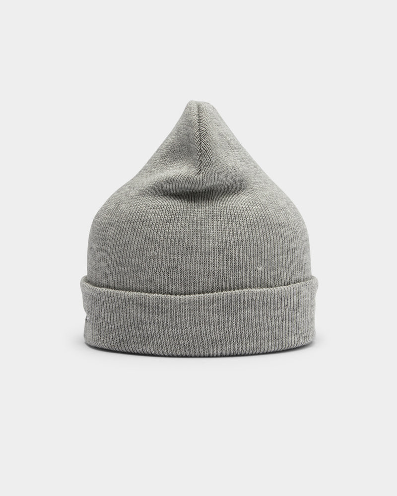 Carré Men's Carré Script Beanie Grey