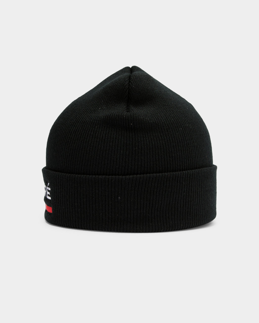 Carré Men's Carré Stripes Beanie Black