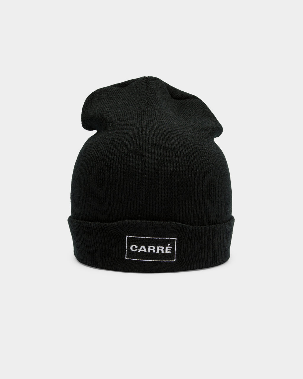 Carré Men's Carré Box Beanie Black