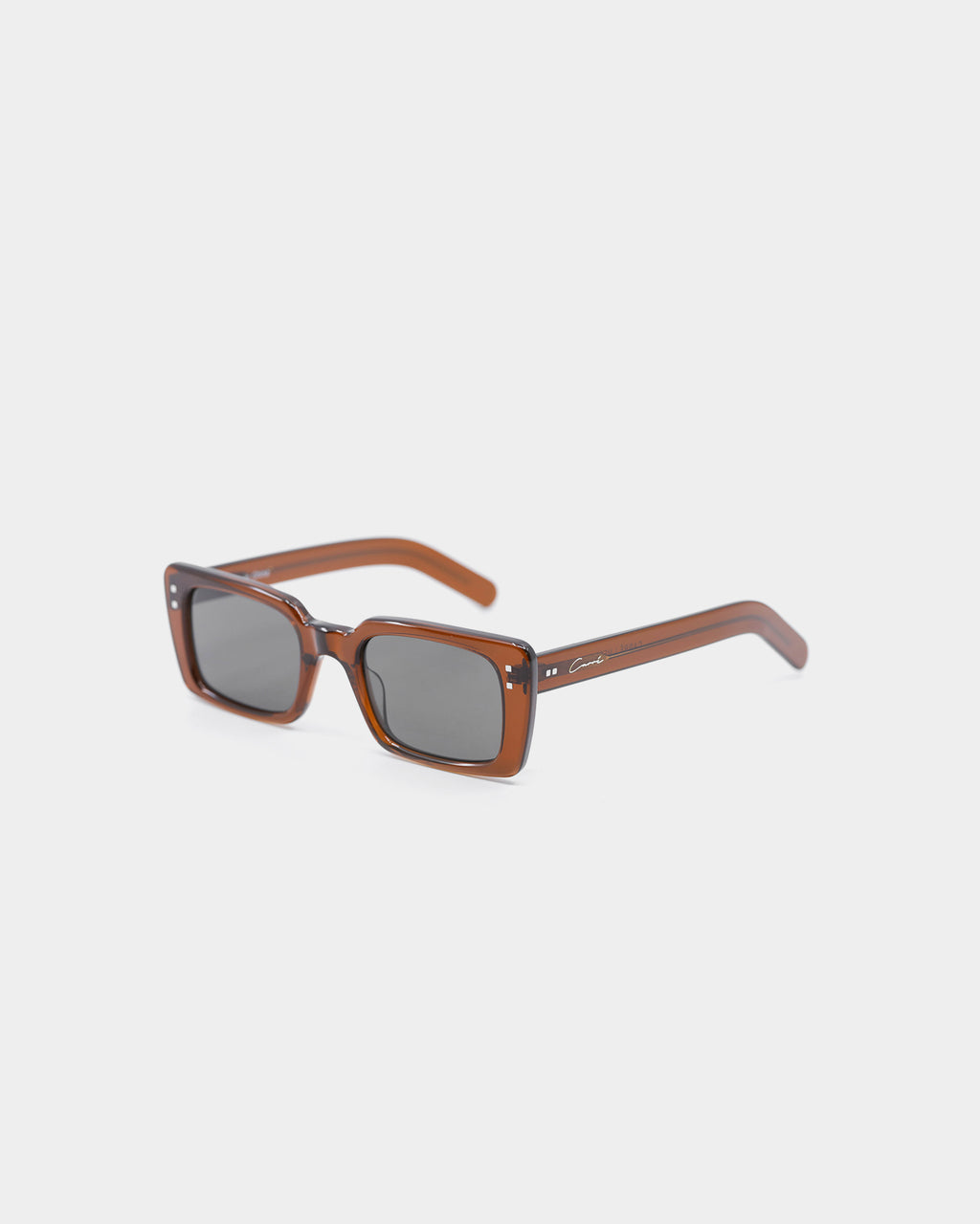 Carré Men's Messieurs Sunglasses Brown