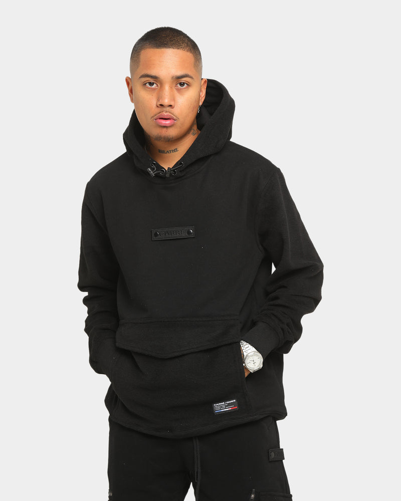Carré Evolution Cargo Hoodie Black