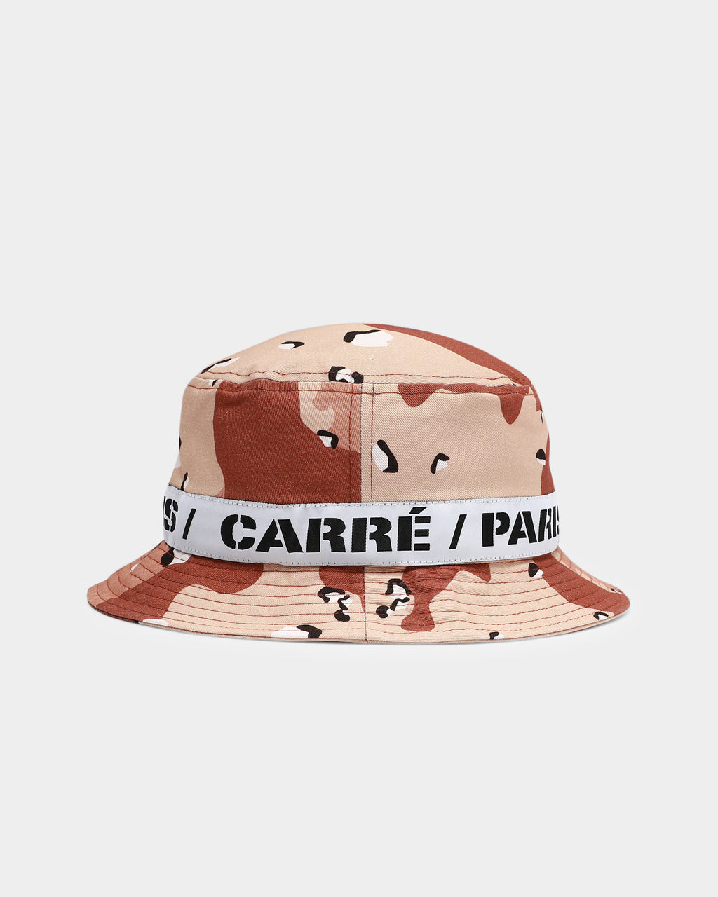 Carré Captain Bucket Hat Desert Camo