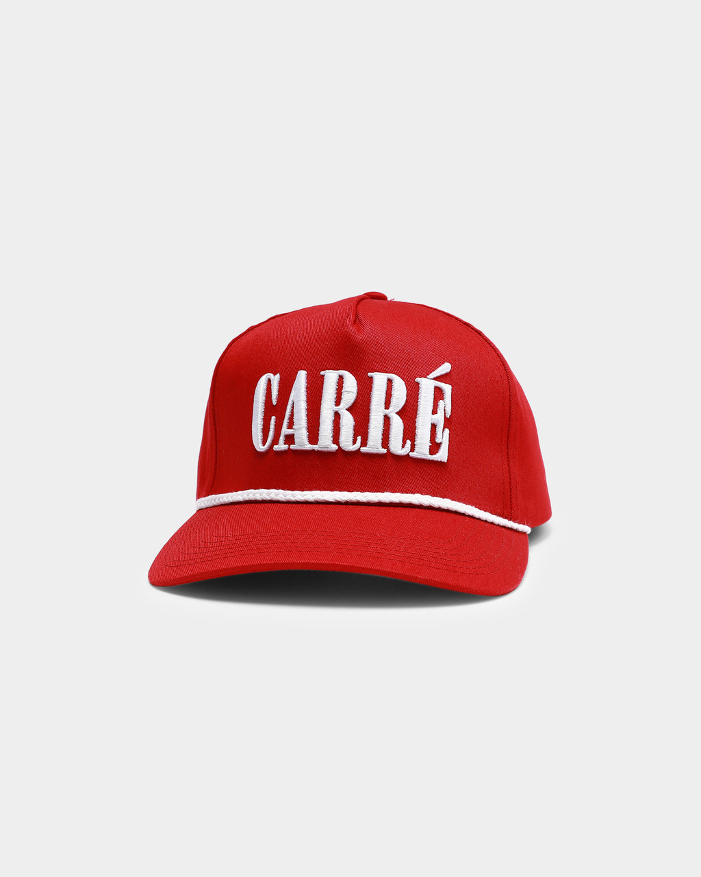 Carré Trevail Snapback Red