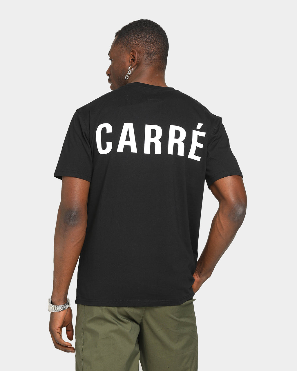 Carré Represent Classique Short Sleeve T-Shirt Black