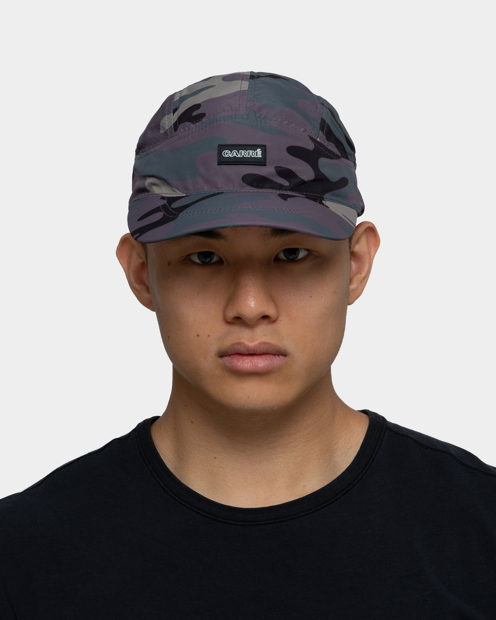 Carré Men's Position Runner Cap Camo